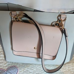 H&M Grey Tote Bag